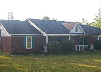 Foreclosed Home in Greenville 36037 OLD STAGE RD - Property ID: 4132946599