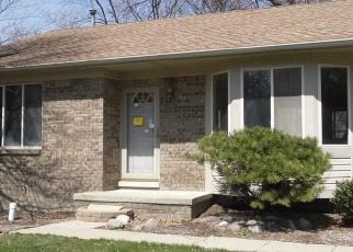 Foreclosed Home in Harrison Township 48045 DONALDSON ST - Property ID: 4134107673
