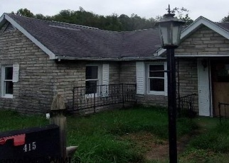 Foreclosed Home in Shinnston 26431 VERNON ST - Property ID: 4135027412