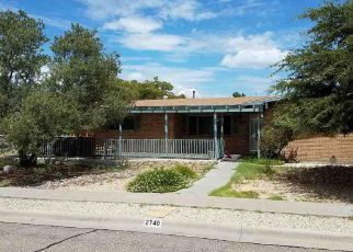 Foreclosed Home in Las Cruces 88005 TOPLEY AVE - Property ID: 4190619896