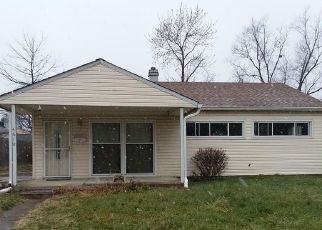 Foreclosed Home in Indianapolis 46226 KAREN DR - Property ID: 4198912485