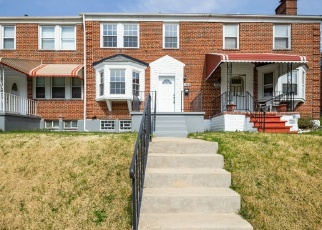 Foreclosed Home in Baltimore 21218 FERNLEY RD - Property ID: 4210273984