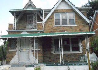 Foreclosed Home in Detroit 48227 APPOLINE ST - Property ID: 4215001461