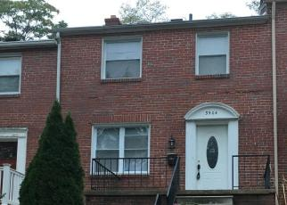 Foreclosed Home in Baltimore 21218 REXMERE RD - Property ID: 4218906437