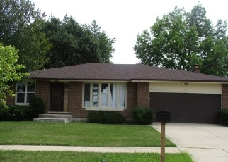 Foreclosed Home in Matteson 60443 CAMPUS AVE - Property ID: 4219582227