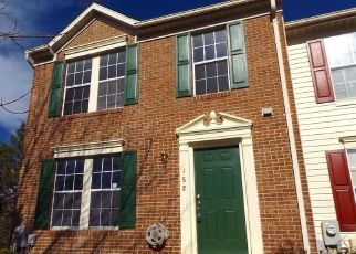 Foreclosed Home in Glen Burnie 21061 FOXCHASE DR - Property ID: 4225002155