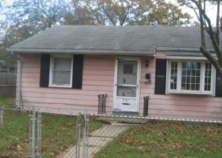 Foreclosed Home in Trenton 08629 BONNIE AVE - Property ID: 4231540681