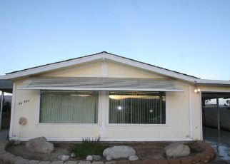 Foreclosed Home in Thousand Palms 92276 GUADALAJARA DR - Property ID: 4239372976