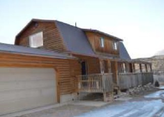 Foreclosed Home in Vernal 84078 DRY FORK CANYON RD - Property ID: 4254180425