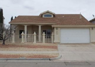 Foreclosed Home in El Paso 79928 GHOST FLOWER ST - Property ID: 4254438387