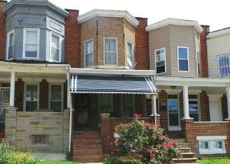 Foreclosed Home in Baltimore 21217 N PULASKI ST - Property ID: 4256234526
