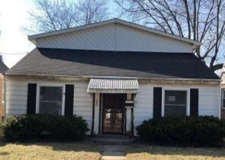 Foreclosed Home in Calumet City 60409 FOREST AVE - Property ID: 4258534319