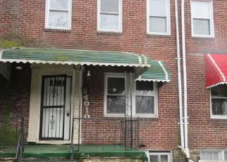 Foreclosed Home in Baltimore 21215 GARRISON BLVD - Property ID: 4267809295