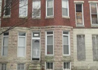 Foreclosed Home in Baltimore 21217 MCCULLOH ST - Property ID: 4277182380