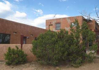 Foreclosed Home in Santa Fe 87507 SLOMAN LN - Property ID: 4278355270