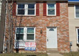 Foreclosed Home in Frederick 21702 FAIRFIELD DR - Property ID: 4282396912