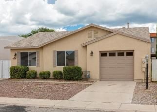 Foreclosed Home in Sierra Vista 85635 FOUR WINDS CIR - Property ID: 4283096343