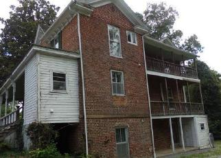 Foreclosed Home in Halifax 24558 MOUNTAIN RD - Property ID: 4285389578