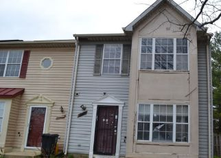 Foreclosed Home in Hyattsville 20785 CEDARWOOD CT - Property ID: 4286237494