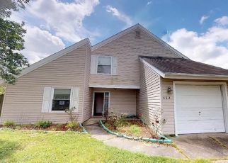 Foreclosed Home in Virginia Beach 23462 LINDEN CT - Property ID: 4287744115