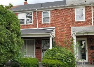 Foreclosed Home in Baltimore 21239 EDLYNNE RD - Property ID: 4293387871