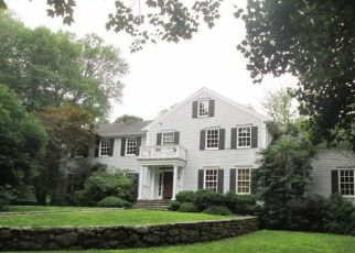Foreclosed Home in New Canaan 06840 DEACONS WAY - Property ID: 4293405376