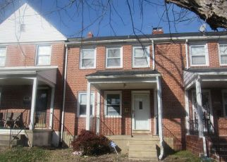 Foreclosed Home in Baltimore 21239 STONEWOOD RD - Property ID: 4293772394