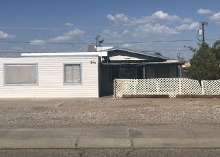 Foreclosed Home in Parker 85344 S MOHAVE AVE - Property ID: 4294006720