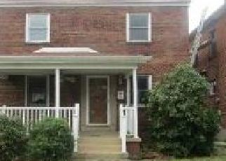 Foreclosed Home in Glassport 15045 MONONGAHELA AVE - Property ID: 4294634326