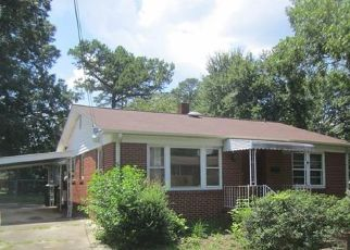 Foreclosed Home in Spencer 28159 8TH ST - Property ID: 4294871723