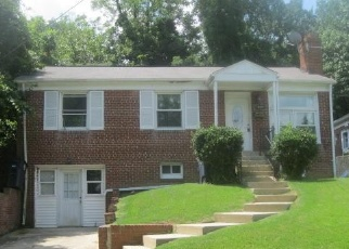 Foreclosed Home in Temple Hills 20748 27TH AVE - Property ID: 4297125529