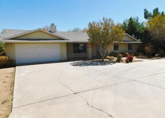 Foreclosed Home in Hesperia 92345 3RD AVE - Property ID: 4297649343