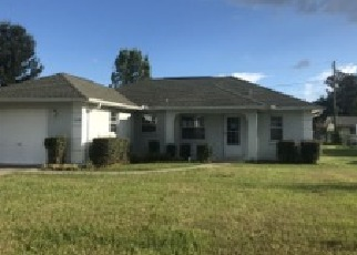 Foreclosed Home in Belleview 34420 SE 105TH PL - Property ID: 4297698396