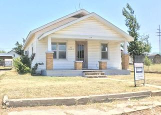 Foreclosed Home in Shattuck 73858 S OLIVE ST - Property ID: 4298145125