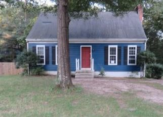 Foreclosed Home in Richmond 23237 SAPONEN DR - Property ID: 4298475363