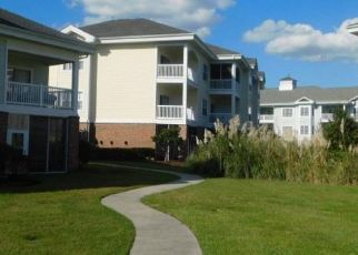 Foreclosed Home in Myrtle Beach 29577 DAHLIA CT - Property ID: 4298966327
