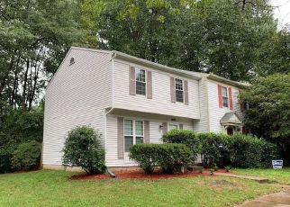 Foreclosed Home in Burke 22015 WOOD POPPY CT - Property ID: 4299512487