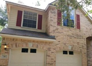 Foreclosed Home in Spring 77382 WILDFLOWER TRACE PL - Property ID: 4299780980