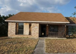 Foreclosed Home in Camp Wood 78833 VISTA OAKS DR - Property ID: 4299793672