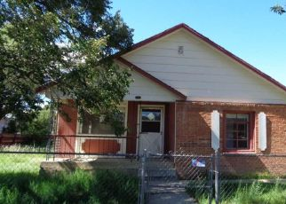 Foreclosed Home in Clayton 88415 MAPLE ST - Property ID: 4300674434
