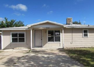 Foreclosed Home in Lovington 88260 W JACKSON AVE - Property ID: 4300712536