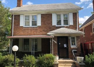 Foreclosed Home in Detroit 48221 MONICA ST - Property ID: 4301441318