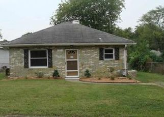 Foreclosed Home in Evansville 47711 LITTLE CREEK RD - Property ID: 4301690536
