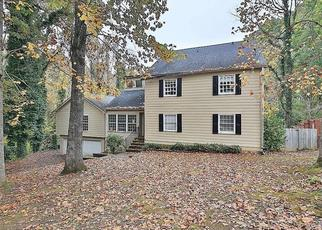 Foreclosed Home in Marietta 30062 FOX HOUND PKWY - Property ID: 4302145588