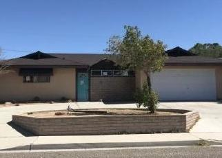Foreclosed Home in Ridgecrest 93555 N SANDERS ST - Property ID: 4302635234