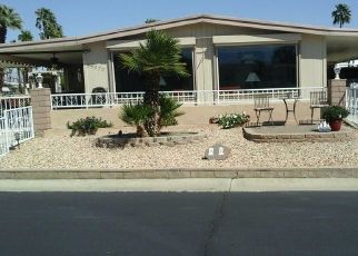 Foreclosed Home in Palm Desert 92260 MANZANITA DR - Property ID: 4302694814