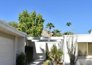 Foreclosed Home in Palm Desert 92260 SAGE CT - Property ID: 4302744294