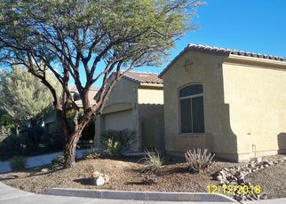 Foreclosed Home in Tucson 85743 W SAGE CREEK CT - Property ID: 4303050437