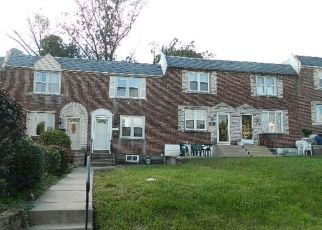 Foreclosed Home in Clifton Heights 19018 DELMAR DR - Property ID: 4303569438