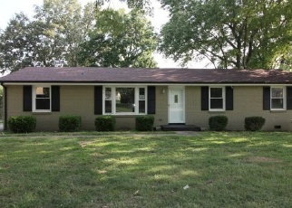 Foreclosed Home in Clarksville 37042 PINE MOUNTAIN RD - Property ID: 4303656150